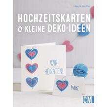 Buch: Hochzeitskarten&Co., nur in deutscher Sprache
