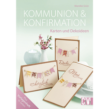 Buch: Kommunion/Konfirmation, nur in deutscher Sprache