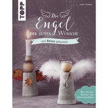 Buch: Engel der guten Wünsche aus Beton, nur in deutscher Sprache
