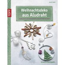 Buch: Weihnachtsdeko aus Aludraht, nur in deutscher Sprache