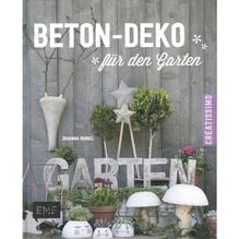 Buch: Beton-Deko für den Garten, Hardcover, nur in deutscher Sprache