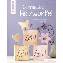 Buch: Schmucke Holzwürfel, nur in deutscher Sprache