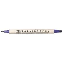 Kalligraphie-Stift, 2+5 mm, SB-Btl. 1 Stück, lila