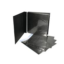 Album, geschraubt, 32x35 cm, schwarz