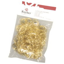 Flower Hair, SB-Btl 17g, silber-gold