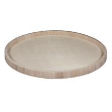 Holz-Tablet, FSC Mix Credit, 40cm ø