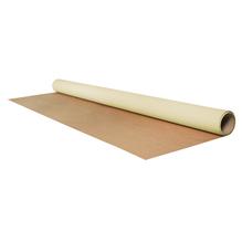 Geschenkpapier Rolle Kraft, 70x200cm, 1 seitig bedruckt, 60g/m2, banane