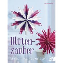 Buch: Blüten aus Papiertüten, nur in deutscher Sprache