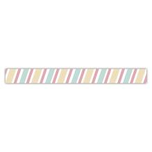 Washi Tape Streifen schräg, 15mm, Rolle 15m