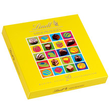 Lindt 'Mini Pralinés' Pop-Art Design, 100g