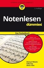 Notenlesen für Dummies, Das Pocketbuch   Pilhofer, Michael; Day, Holly; Fehn, Oliver