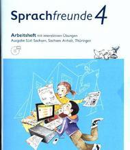 4. Schuljahr, Arbeitsheft mit interaktiven Übungen und CD-ROM