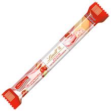 Lindt 'Joghurt Erdbeer-Rhabarber' weiße-Chocolade Stick, 38g