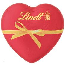 Lindt Schokoladenherz 'Mit Schleife' Milch, 20g