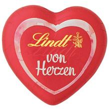 Lindt Schokoladenherz 'Von Herzen' Milch, 20g