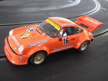 SLW065-SP01 Slotwings Porsche 935 Nürburgring 1977 No. 16 Jägermeister