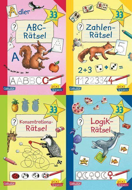 Lernspiele für den Schulanfang | Kiefer, Katja