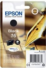 16 DURABrite Ultra Tintenpatrone schwarz