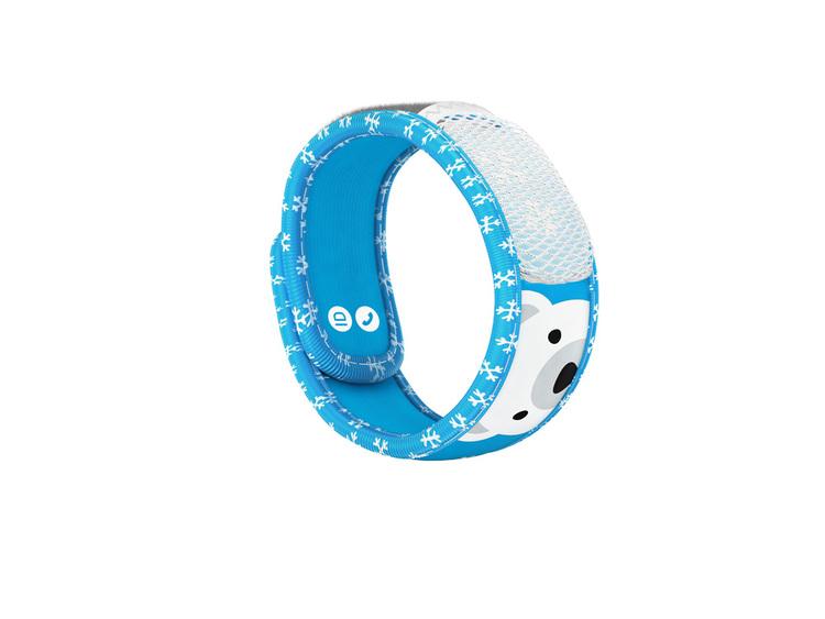 Para Kito Mückenschutz Armband Kids Eisbär
