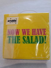 Servietten 'Salad'