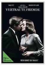Allied - Vertraute Fremde, 1 DVD