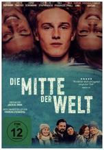Die Mitte der Welt, 1 DVD   Steinhöfel, Andreas