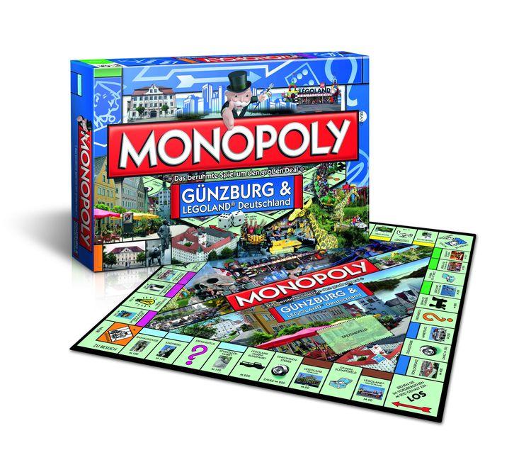 Monopoly guenzburg packshot 3d gameboard