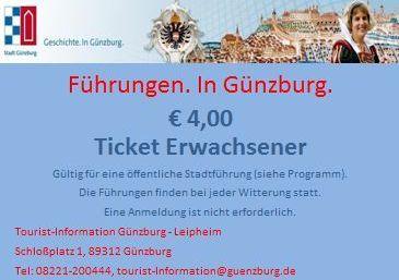 Ticket Stadtführung