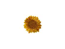 Applikationen - Patches - zum Aufbügeln - Sonnenblume