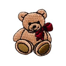 Applikationen - Patches - zum Aufbügeln - Teddy