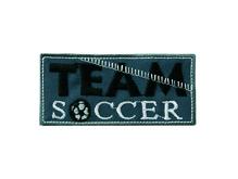 Applikationen - Patches - zum Aufbügeln - Team Soccer