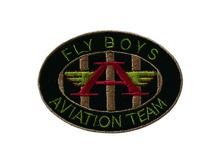 Applikationen - Patches - zum Aufbügeln - Fly Boys