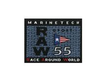 Applikationen - Patches - zum Aufbügeln - Raw Sport 55