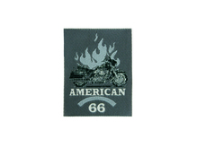 Applikationen - Patches - zum Aufbügeln - American 66