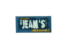 Applikationen - Patches - zum Aufbügeln - Old Jeans