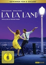 La La Land, 1 DVD