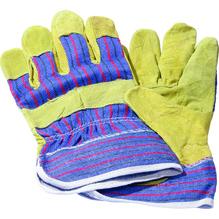 Handschuh Spaltleder