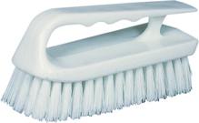 Handbürste weiß