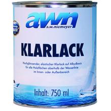 AWN Klarlack  0,75l