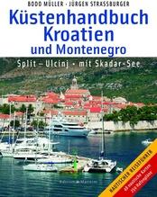 Küstenhandbuch Kroatien+Monten