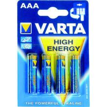 VARTA-Batt.:High Energy-Baby
