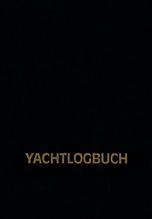 Yachtlogbuch aus Kunstleder