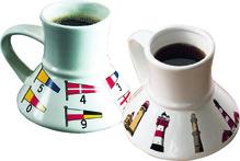 Kaffee-Mug Leuchtturm