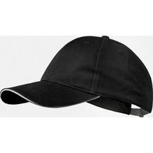 Crew-Cap für Bestickung /schwarz