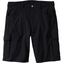 AWN Herren Softshell-Shorts /schwarz