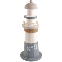Deko-Leuchtturm, Holz
