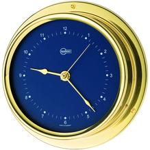 Barigo Quartz Uhr Messing poliert (blau)