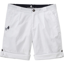 OCEAN ONE Da.Shorts EVA/ weiß