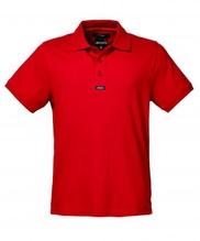 MUSTO Herren Piqué Poloshirt /rot