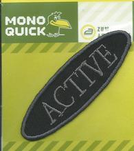 Applikationen - Patches - zum Aufbügeln - Active